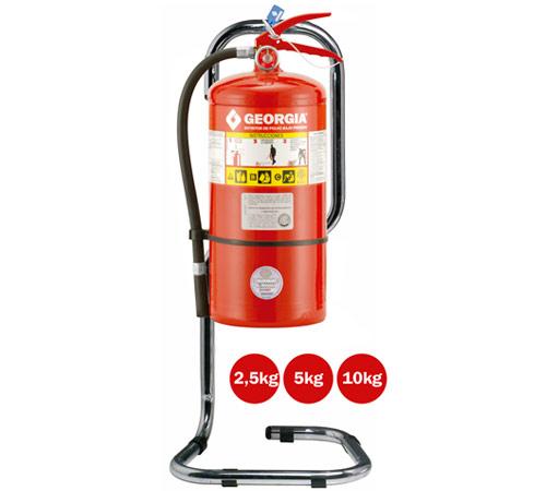 Pedestales para Extintores