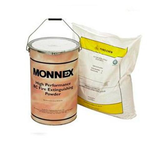 Polvo Químico Seco BC Monnex con sello IRAM 3566