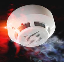 Detección electrónica de incendios